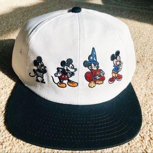 New Vans x Disney Mickey Mouse snapback Hat